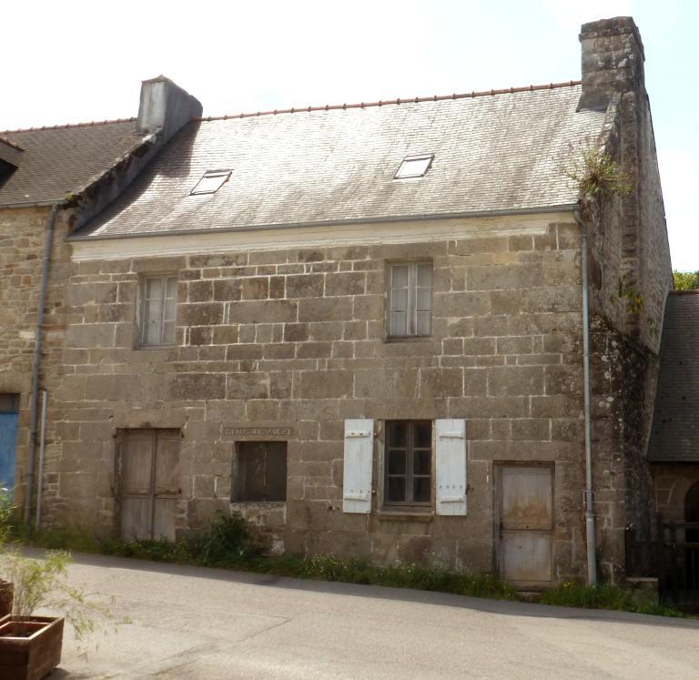 Maison, Keridreuff (Pont-Croix) ; Écart, Keridreuff (Pont-Croix)