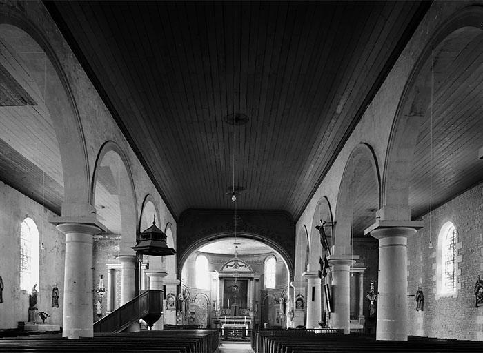 Eglise paroissiale Notre-Dame-de-Tous-les-Saints