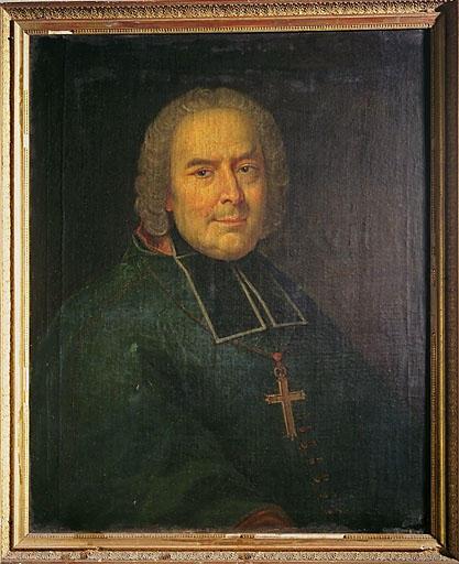Tableau : portrait de Josué Baudin