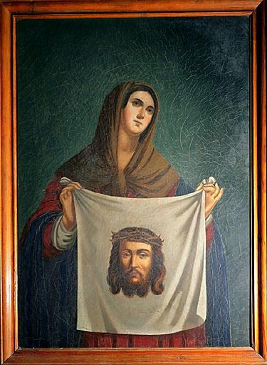 Tableau : sainte Véronique