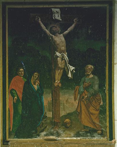 Prieuré de Bénédictins Saint-Pierre (prieuré cure)