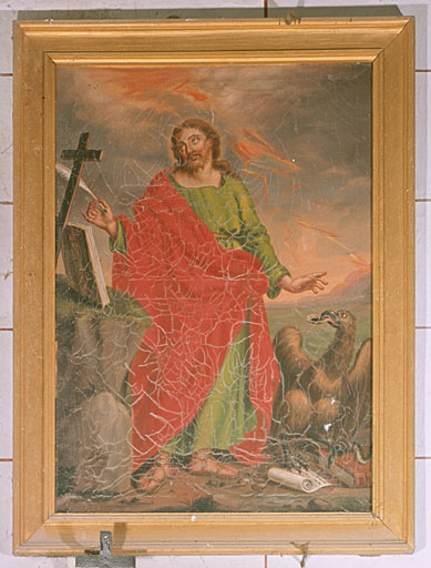 Tableau : saint Jean