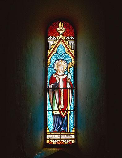 verrière : saint Martin
