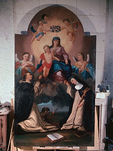 Eglise paroissiale Notre-Dame-de-L'Annonciation
