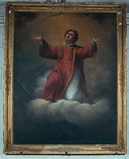 Tableau : saint Laurent