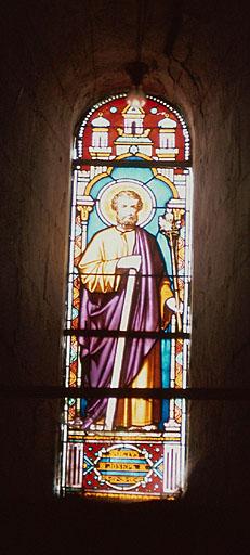verrière : saint Joseph