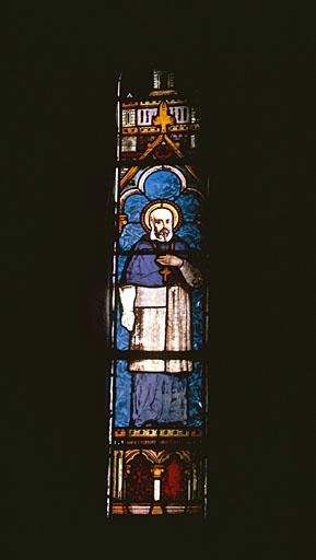 verrière : saint François de Salles