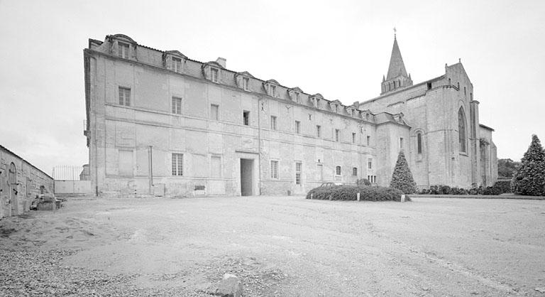 Ancienne abbaye Saint-Etienne