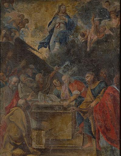 Tableau d'autel : Assomption