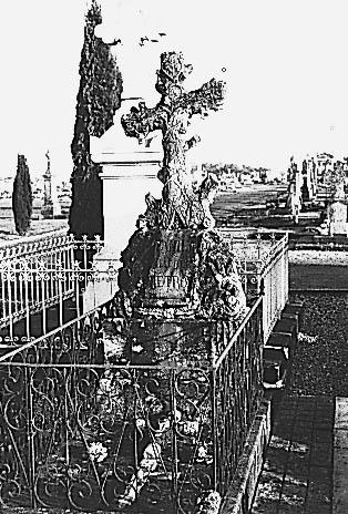 tombeau de la famille Métro