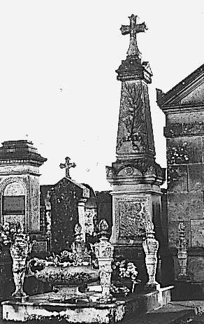 tombeau de cimetière