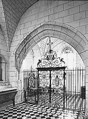 2 clôtures de chapelle
