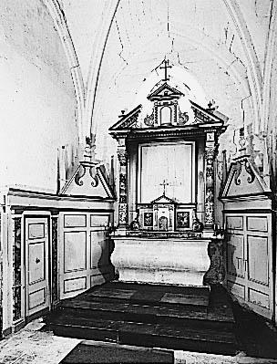 autel, tabernacle, maître autel, autel tombeau, tabernacles à ailes