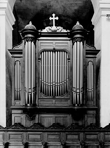 Orgue (orgue de choeur) (N° 2)