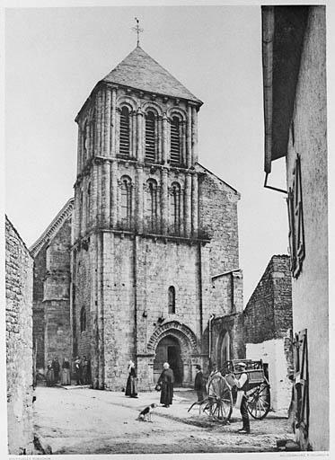 Prieuré de Bénédictins Saint-Maixent