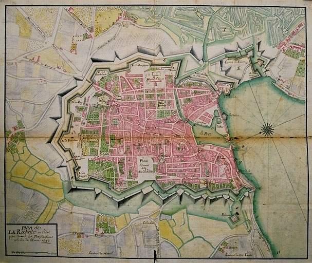 Fortifications d'agglomération dites enceinte de Ferry ou dernière enceinte