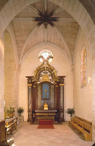 Prieuré de Bénédictins Saint-Georges