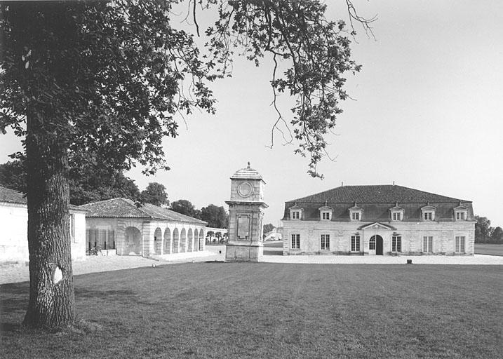 Corderie royale de Rochefort, actuellement musée, bibliothèque municipale, Chambre de Commerce et d'Industrie