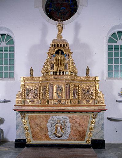 Prieuré Saint-Sauveur
