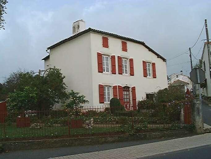 Maison dite logis de la Boissière
