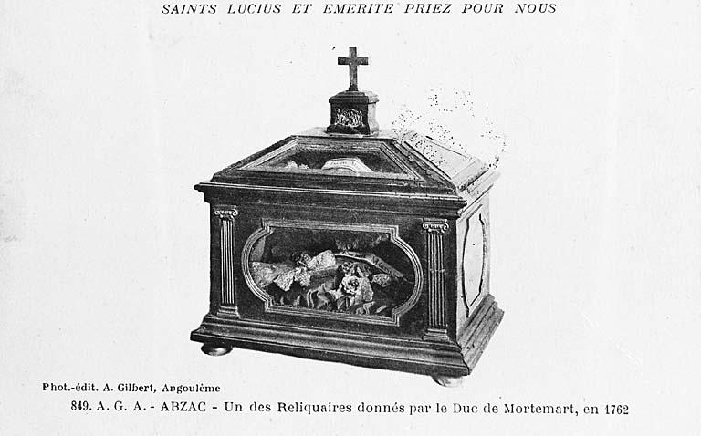 Présentation des objets mobiliers du prieuré Saint-Sulpice
