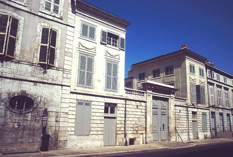 Hôtel Garesché, puis Leclerc