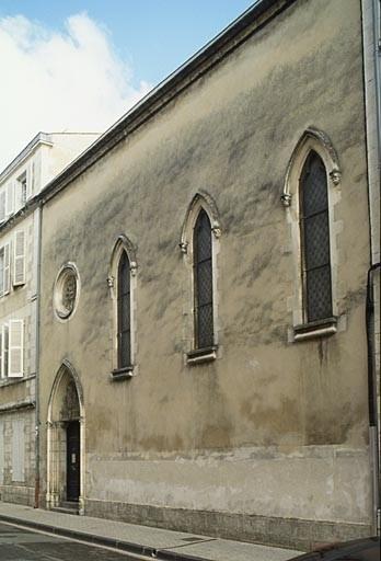 Couvent de soeurs de la Sainte-Famille ou de l'Espérance ou couvent Notre-Dame