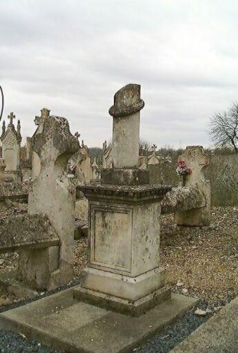Tombeau de Madeleine Souchard