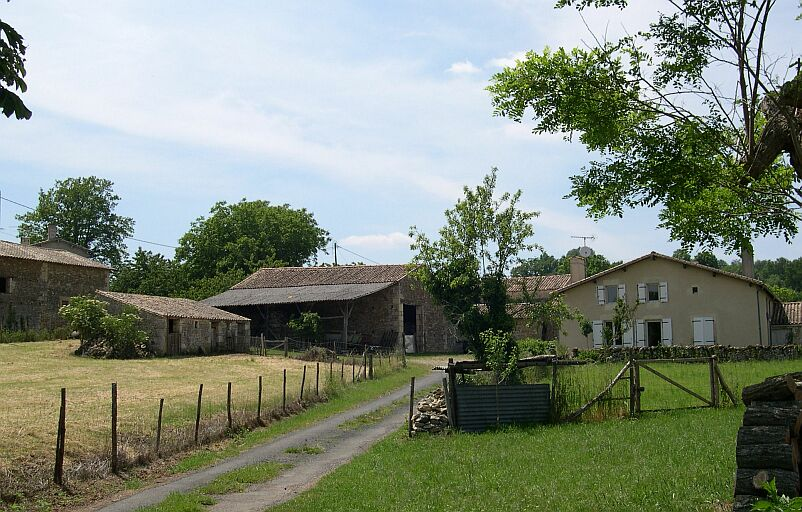 présentation de la commune d'Aigonnay