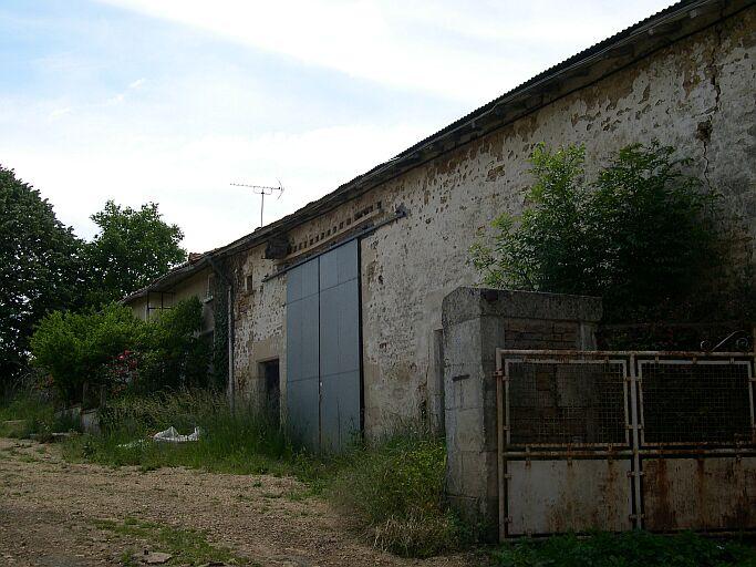 Aigonnay : présentation de la commune
