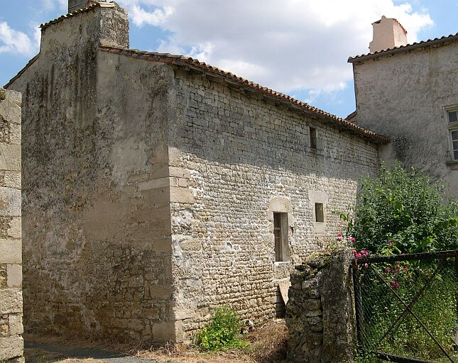 Manoir de la Groie de Partenay