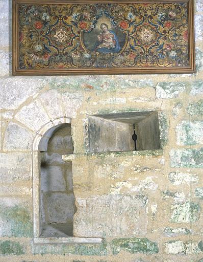 Prieuré, aujourd'hui église Notre-Dame