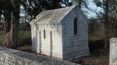 Chapelle funéraire de la famille de Fleury