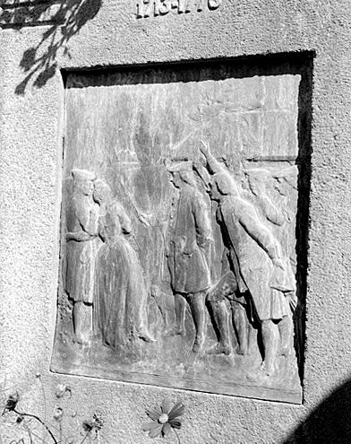 monument de Jacques de Romas