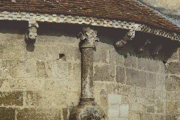 Prieuré de bénédictins Saint-Jean-Baptiste