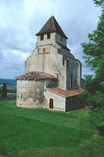 Église paroissiale Saint-Jean-Baptiste.