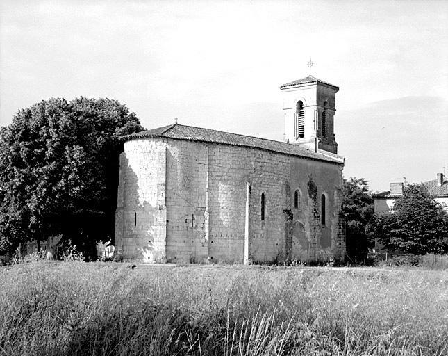 Église paroissiale Saint-Côme, prieuré.