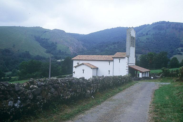 église paroissiale puis chapelle de l'Assomption de la Sainte Vierge