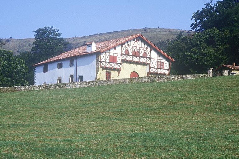 Maison Etxeparea