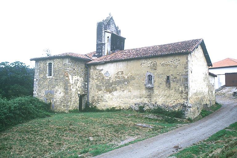 chapelle Saint-Nicolas de Myre