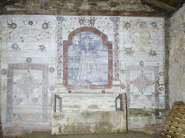 chapelle Saint-Jacques, appelée chapelle Donaikia