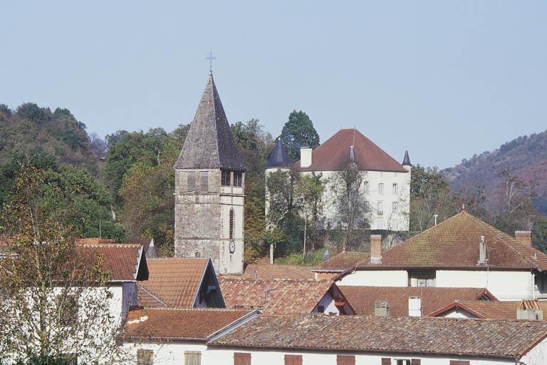 Manoir appelé Château d'Etchaux