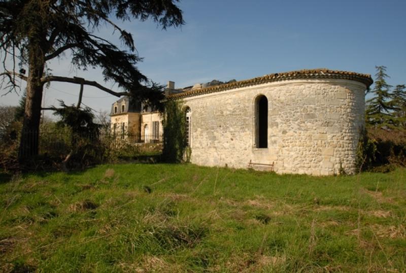 Maison de maître dite Château Morin