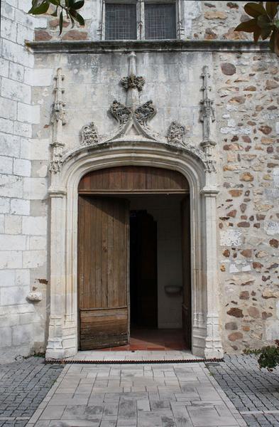 Porte occidentale