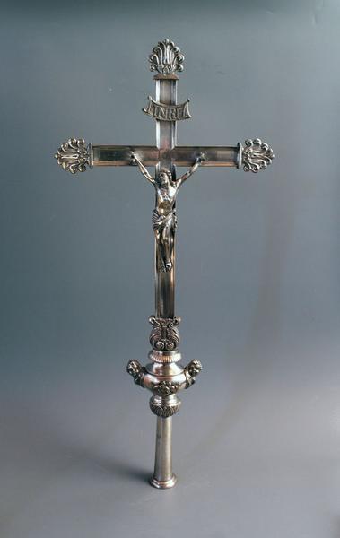 Croix de procession (n° 2)
