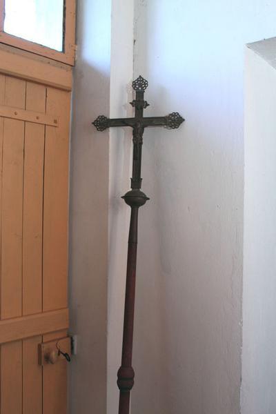 croix de procession (n° 1)