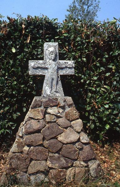 croix de chemin dite croix de Lissandre