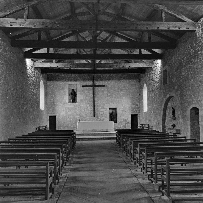 Le mobilier de l'église paroissiale Saint-Hilaire