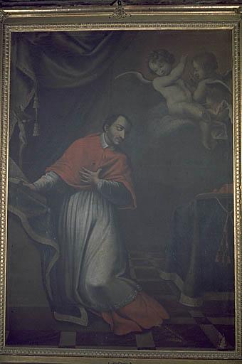 Tableau : cardinal de Bérulle