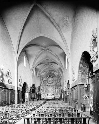Église paroissiale Sainte-Magdeleine